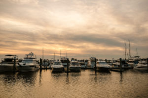 Sunset Tampa Bay Wedding Venue Westshore Yacht Club