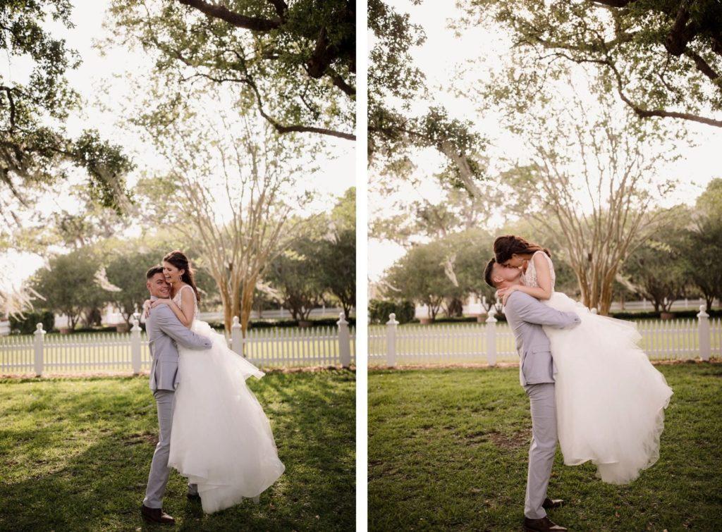 Bride and Groom Wedding Photo Ideas   Florida Wedding Venue
