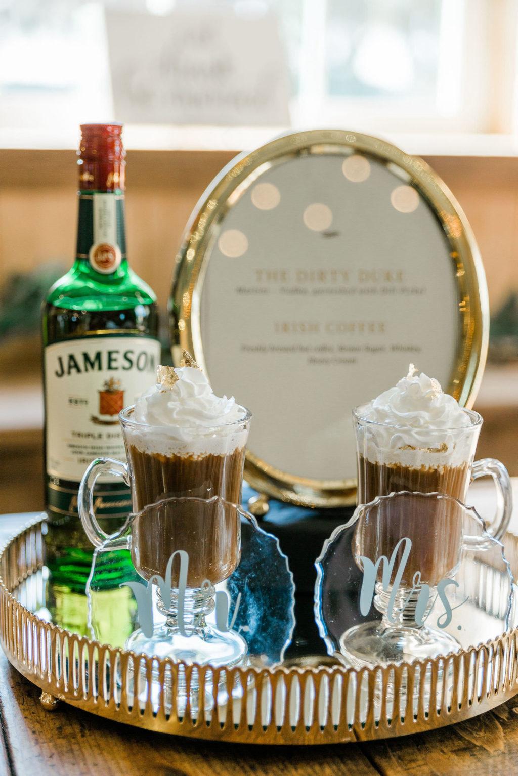 Jameson Wedding Drink Ideas   Signature Wedding Cocktails