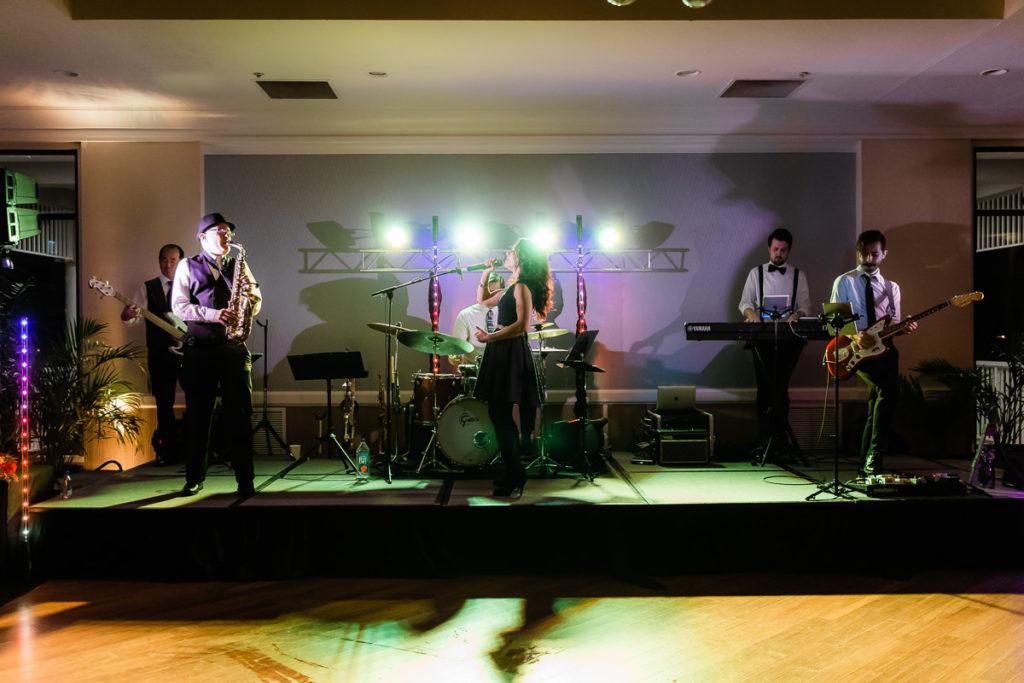 Wedding Reception Entertainment Live Band