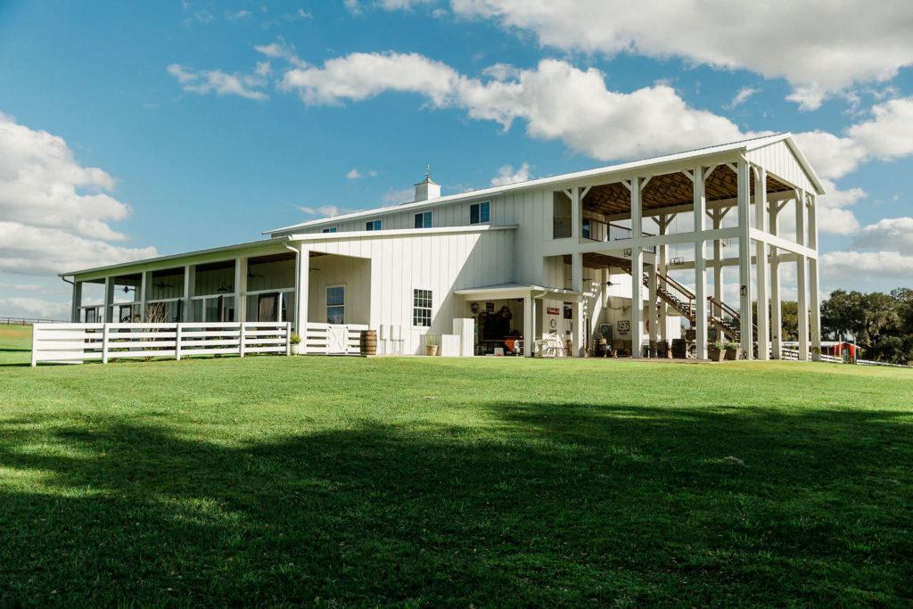 Tampa Farm Wedding Venue   Covington Farm