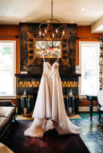 Sweetheart Neckline Lace Detailed Ballgown Wedding Dress | Morilee by Madeline Gardner