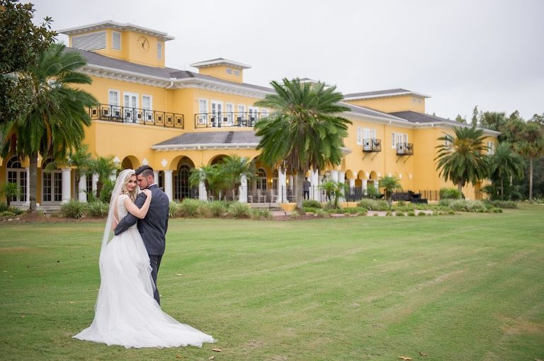 Tampa Bay Golf Course Wedding Venue Palms Country Club
